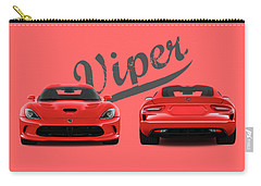 Viper Carry-all Pouch by Mark Rogan