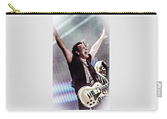 Vivian Campbell - Campbell Tough Carry-all Pouch by Luisa Gatti