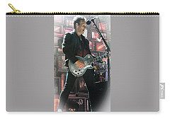 Vivian Campbell Carry-all Pouch by Luisa Gatti