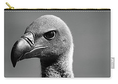 Vulture Eyes Carry-all Pouch by Martin Newman