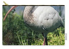 Walk On The Wild Side  Carry-all Pouch by Saija Lehtonen