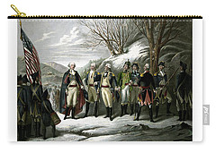 Washington And His Generals  Carry-all Pouch by War Is Hell Store