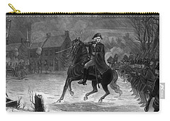 Washington At The Battle Of Trenton Carry-all Pouch by War Is Hell Store