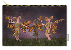 Watching Over You Carry-all Pouch by Betsy Knapp