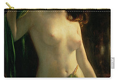 Water Nymph Carry-all Pouch by Otto Theodor Gustav Lingner