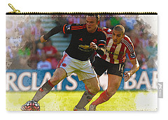 Wayne Rooney Is Marshalled Carry-all Pouch by Don Kuing