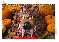 Wearwolf Cake Carry-all Pouch by Garry Gay