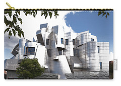 Weisman Art Museum Carry-all Pouch by Steve Lucas