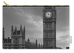 Westminster Bridge Carry-all Pouch by Martin Newman