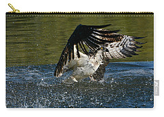 Wet And Wild 4 Carry-all Pouch by Fraida Gutovich
