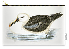 Yellow Nosed Albatross Carry-all Pouch by English School