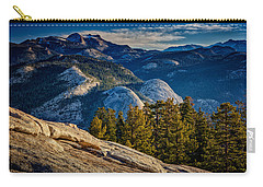 Yosemite Morning Carry-all Pouch by Rick Berk