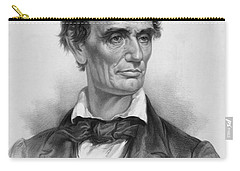 Young Abe Lincoln Carry-all Pouch by War Is Hell Store