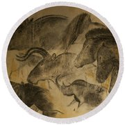 131018p051 Round Beach Towel by Arterra Picture Library