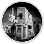 Sun Studio - Memphis #3 Round Beach Towel by Stephen Stookey