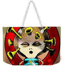 Jazzplayer Weekender Tote Bag by Johan Lilja