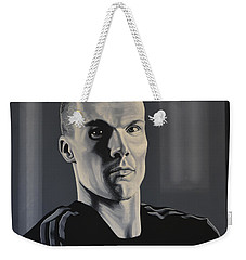 Robert Enke Weekender Tote Bag by Paul Meijering