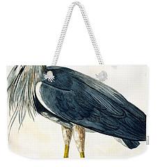 The Heron  Weekender Tote Bag by Peter Paillou