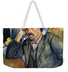 The Smoker Weekender Tote Bag by Paul Cezanne