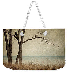 Drifting Weekender Tote Bag by Amy Weiss