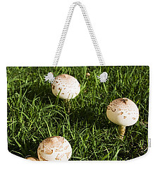 Field Of Mushrooms Weekender Tote Bag by Jorgo Photography - Wall Art Gallery