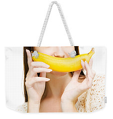 Going Fruity And Bananas Weekender Tote Bag by Jorgo Photography - Wall Art Gallery