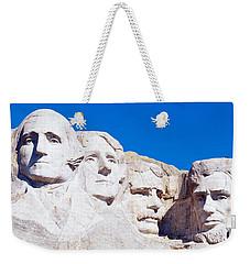Mount Rushmore, South Dakota, Usa Weekender Tote Bag by Panoramic Images