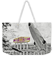 National Champions Weekender Tote Bag by Scott Pellegrin