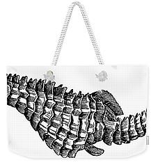 Seahorse Weekender Tote Bag by Unknown