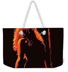 Shakira Weekender Tote Bag by Paul Meijering