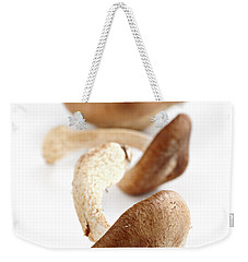 Shiitake Mushrooms Weekender Tote Bag by Elena Elisseeva