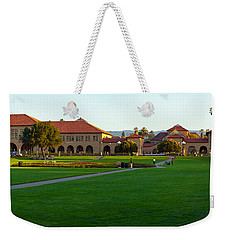 Stanford University Campus, Palo Alto Weekender Tote Bag by Panoramic Images