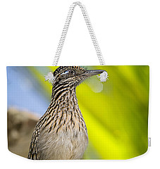 The Roadrunner  Weekender Tote Bag by Saija  Lehtonen