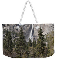 Yosemite National Park Weekender Tote Bag by Juli Scalzi