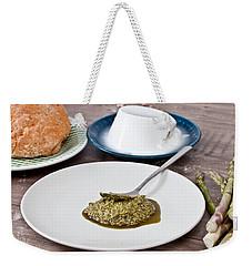 Ingredients Weekender Tote Bag by Tom Gowanlock