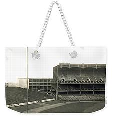 1923 Yankee Stadium Weekender Tote Bag by Underwood Archives
