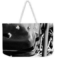 1965 Shelby Prototype Ford Mustang Paxton Weekender Tote Bag by Jill Reger