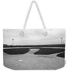 Baseball Weekender Tote Bag by Frank Romeo