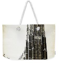 Duke Chapel Weekender Tote Bag by Emily Kay