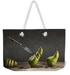 No Escape Weekender Tote Bag by Nailia Schwarz