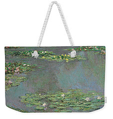Nympheas Weekender Tote Bag by Claude Monet