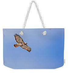 Out Of The Blue Weekender Tote Bag by Bill Wakeley