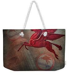 Pegasus Weekender Tote Bag by David and Carol Kelly