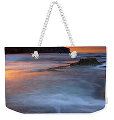 Pennington Dawn Weekender Tote Bag by Mike  Dawson
