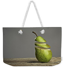 Sliced Weekender Tote Bag by Nailia Schwarz