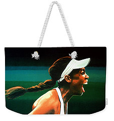 Venus Williams Weekender Tote Bag by Paul Meijering