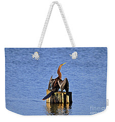 Wet Wings Weekender Tote Bag by Al Powell Photography USA