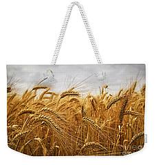 Wheat Weekender Tote Bag by Elena Elisseeva