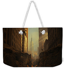 2146 Weekender Tote Bag by Michal Karcz