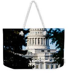 Utah State Capitol Building, Salt Lake Weekender Tote Bag by Panoramic Images
